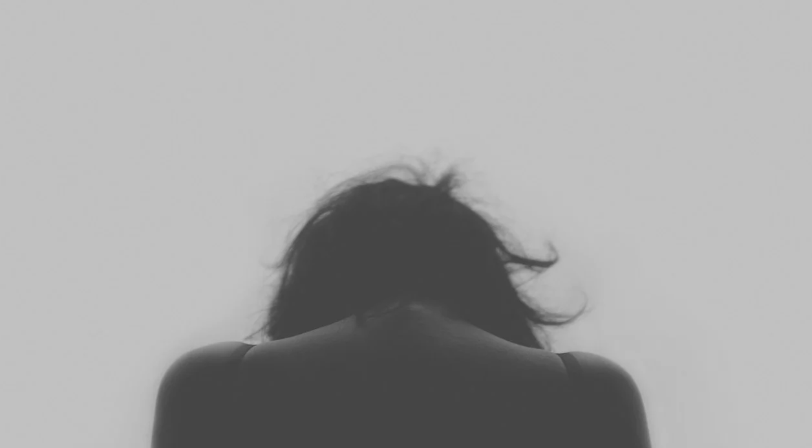 žena a bolest