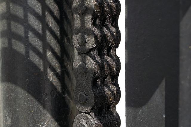 starý řetěz