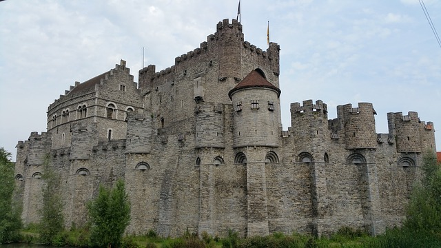 hrad belgie