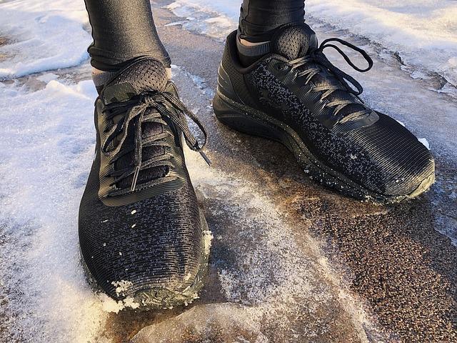 tenisky od sněhu
