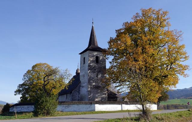 kostel gothic