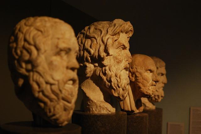Bysty starověkých filozofů