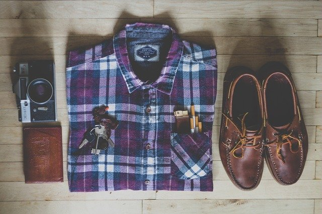 módní outfit